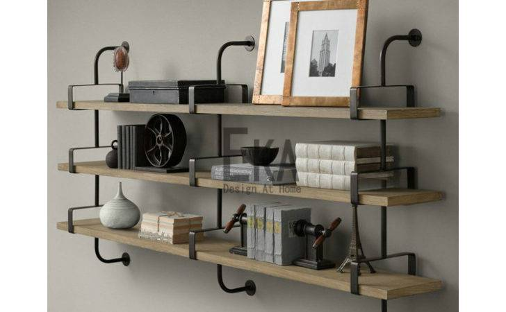 Wall Shelves Old Antique Wood Shelving Ideas China Mainland