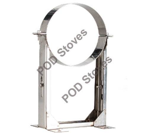 Wall Support Pod Stoves