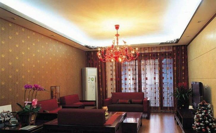 Wall Unit Living Room Design Interior