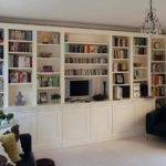 Wall Units Captivating Fitted Living Room