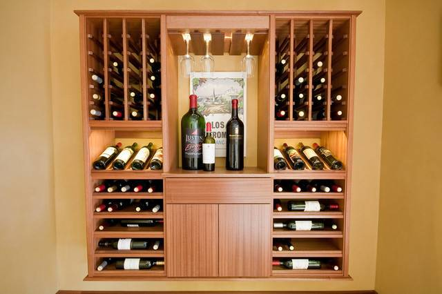 Wall Wine Cabinet Information