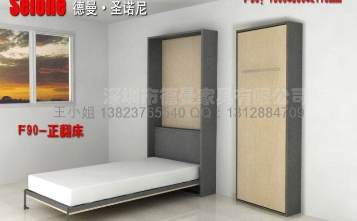 Wallbed Murnphy Bed Deman Selone China