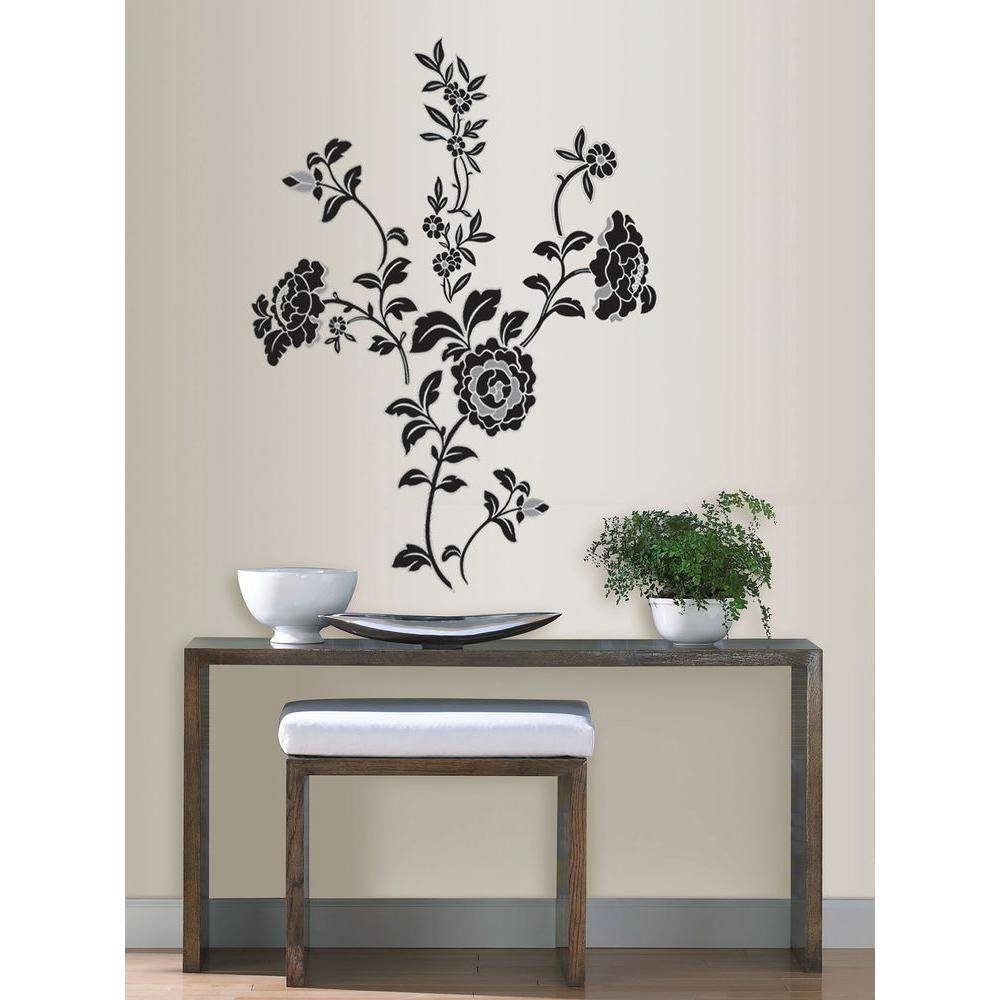 Wallpops Brocade Wall Art Decal Kit