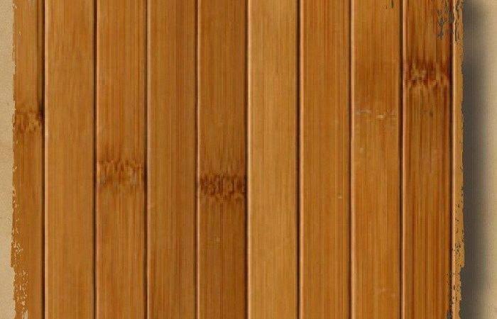 Walls Bamboo Wall Paneling Nutmeg