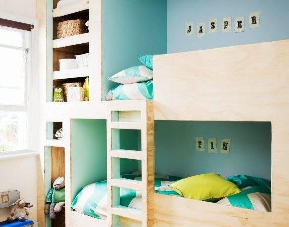 Walls Wall Bunk Beds Kids Interiors Baby Custom