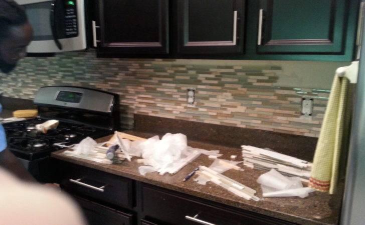 Want Custom Backsplash Your Kitchen Remodel Contact