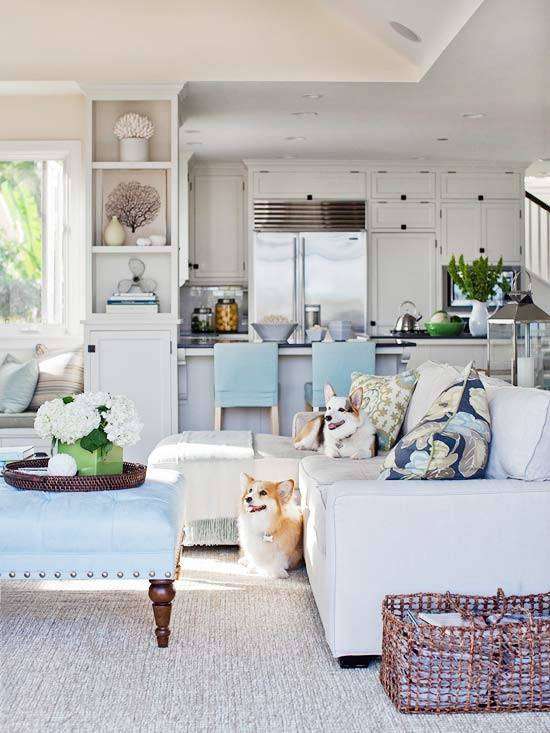 Want Live Sea Coastal Inspired Style Room