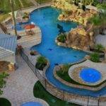 Want Your Water Park Area Large Can Make Pool