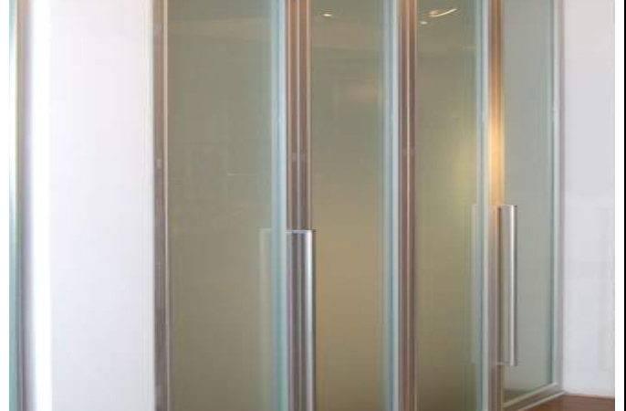Wardrobe Bifold Closet Doors Alumunium Brilliance