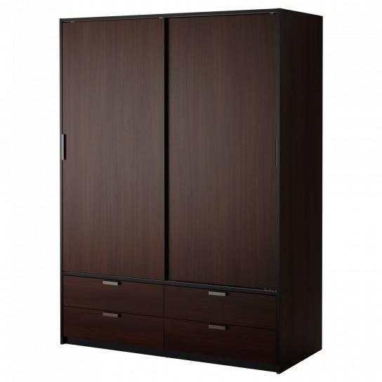 Wardrobe Closet Portable Ikea