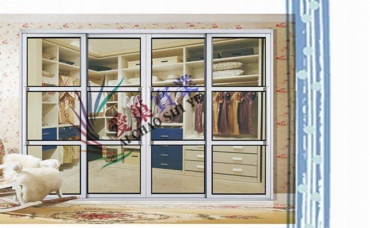 Wardrobe Door Mirror Design Teak Wood Main Designs