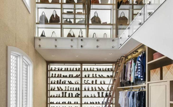 Wardrobe Includes Custom Built Vanity Dressing Area More