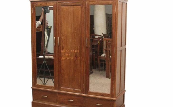 Wardrobe Mirror Details Bic Furniture India