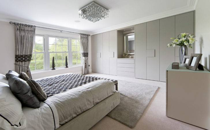 Wardrobe Read More Traditional Fitted Mirrored