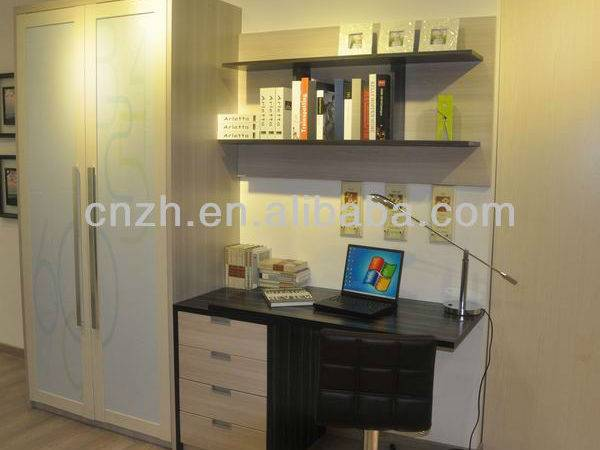 Wardrobe Study Table Living Room Cabinet Bookcase Bedroom