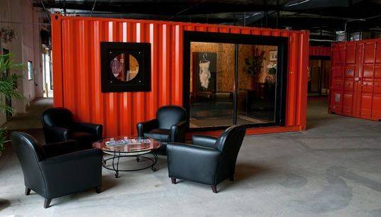Warehouse Into Office Space Have Need Offices