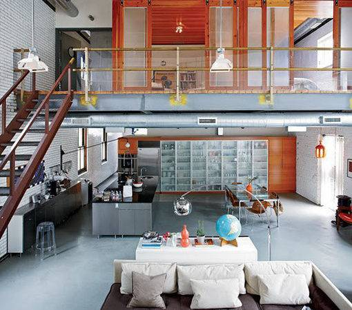 Warehouse Living Spaces