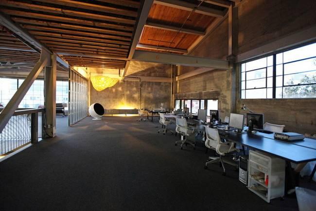 Warehouse Office Design