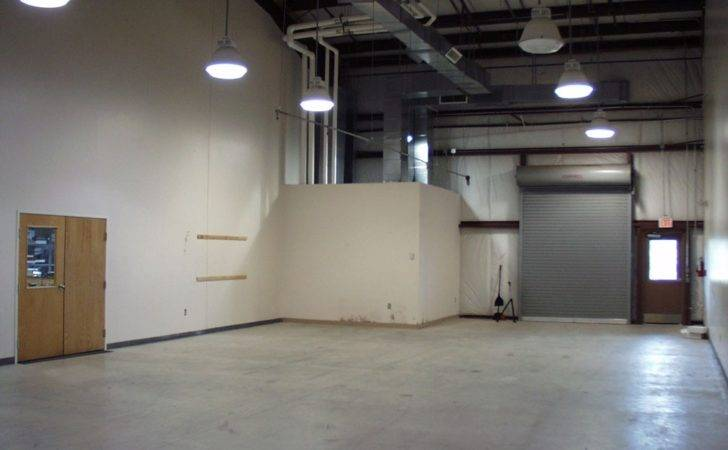 Warehouse Office Space Gross Lease Small West South
