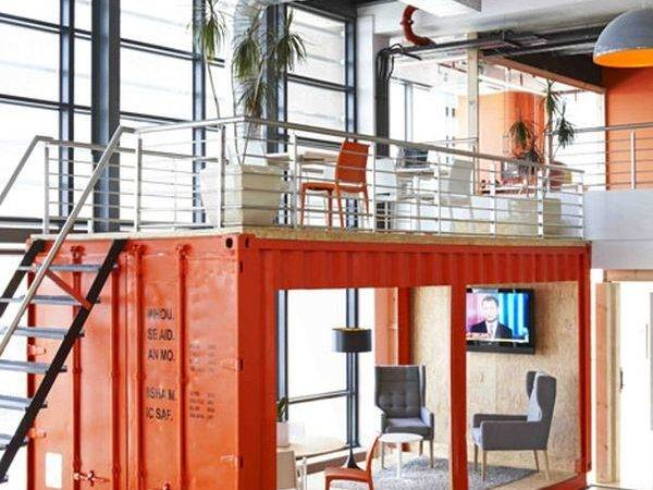 Warehouse Office Space Pinterest Industrial