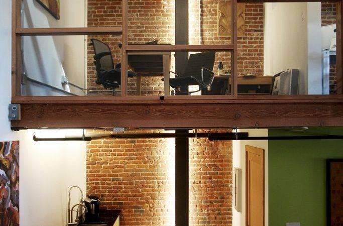 Warehouse Office Space Pinterest Open