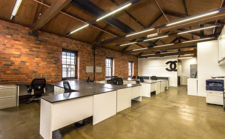 Warehouse Style Office Space Share Agency Shared