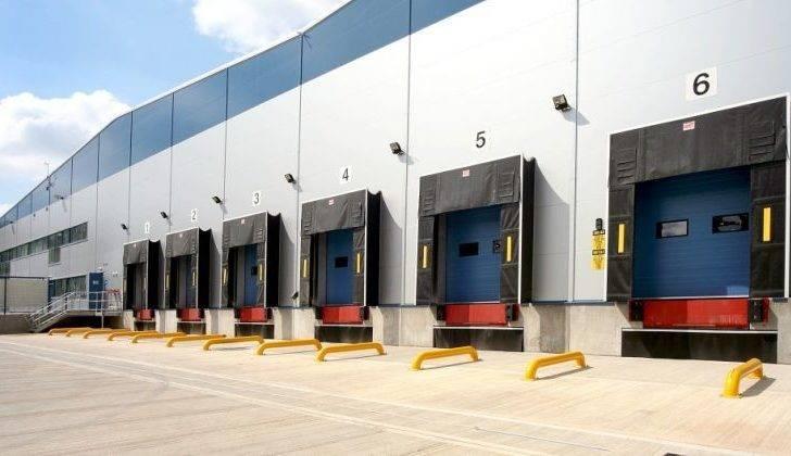 Warehouses Exterior Design Pinterest