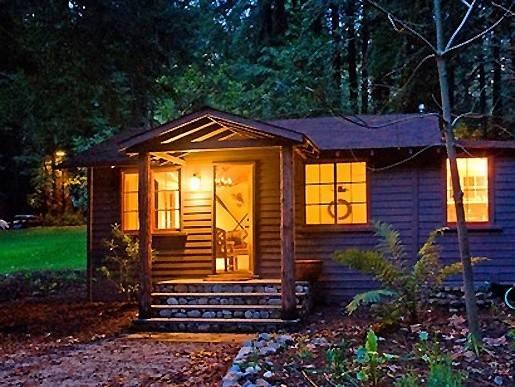 Warm Cozy Cabin Big Sur Cabins Pinterest