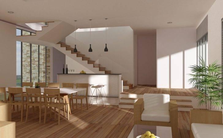 Warm Modern Interior Design Mystery