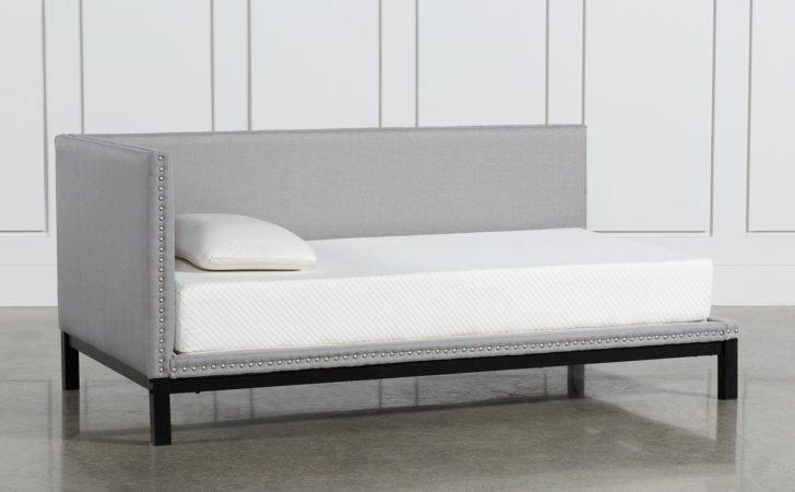 Warren Upholstered Twin Daybed Living Spaces