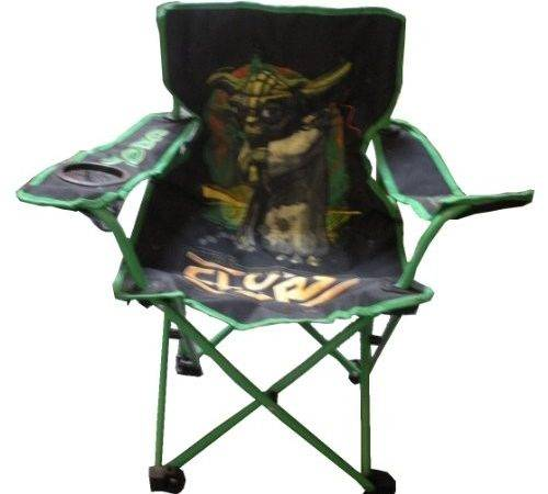 Wars Clone Folding Camp Chair Yoda Outside Playsets