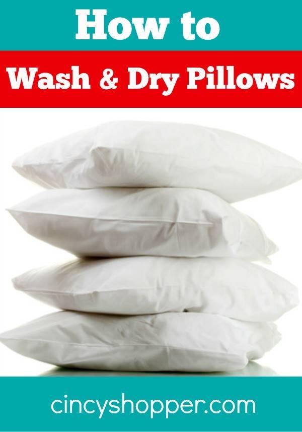 Wash Dry Pillows Cincyshopper