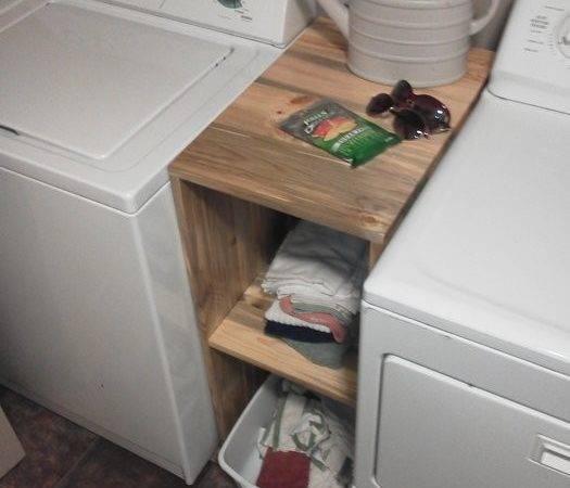 Washer Dryer Storage Glennsgrandson Lumberjocks