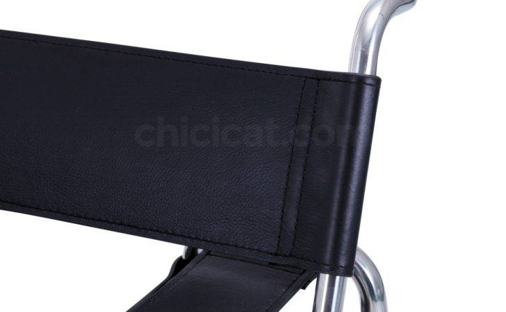 Wassily Chair Marcel Breuer Platinum Replica