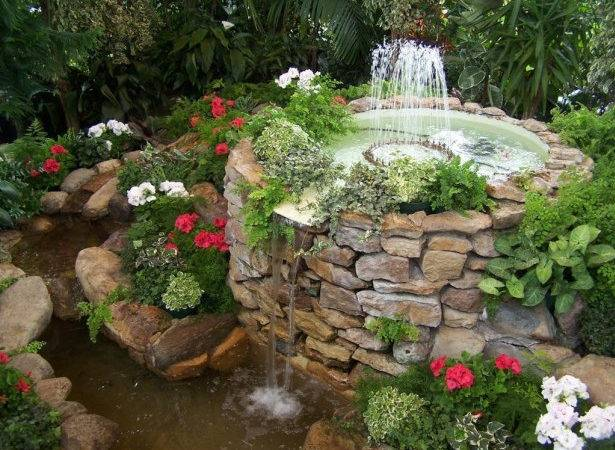 Waterfall Designs Small Ponds Pool Design Ideas