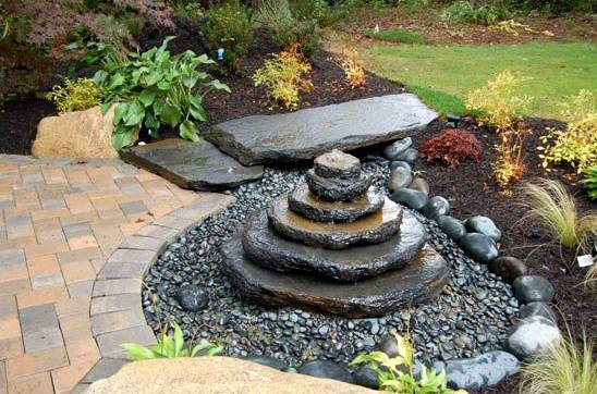 Waterfall Ideas Small Ponds Pool Design