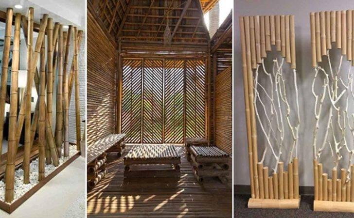 Ways Bamboo Your Home Decor Interior
