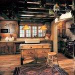 Ways Create Cozy Rustic Kitchen Interior Design