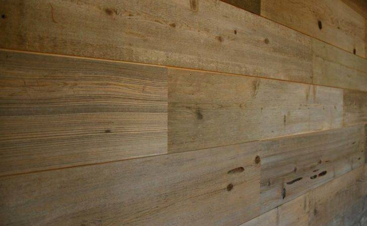 Weathered Wood Plank Reclaimed