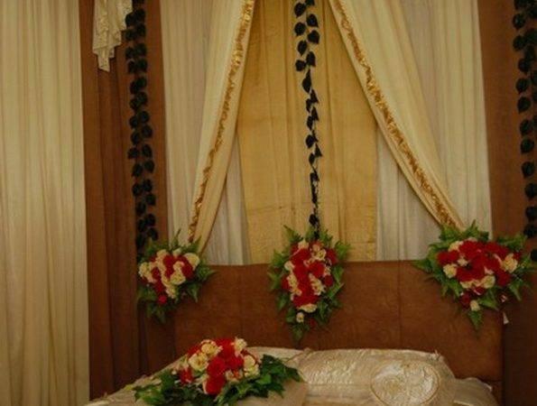 Wedding Bedroom Decoration Fashion New Look