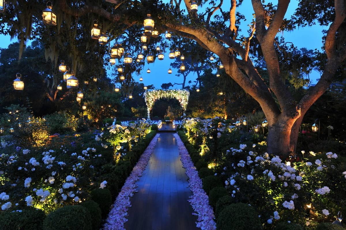 Wedding Lighting Ideas Nothing Short Magical Huffpost