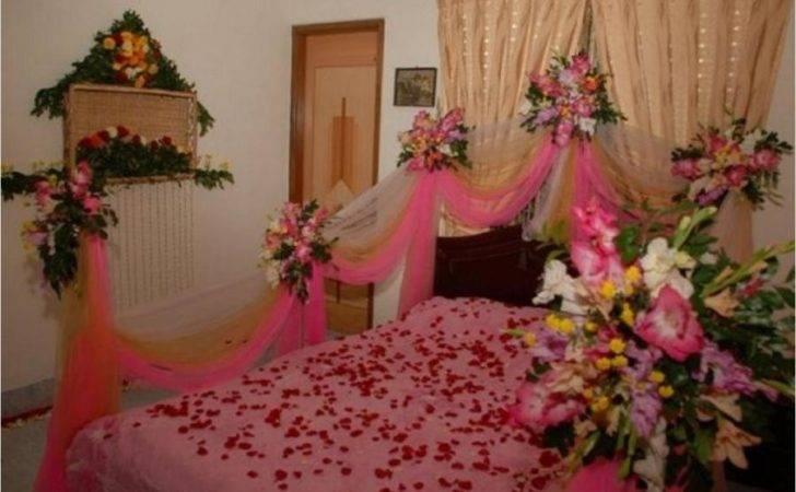 Wedding Night Bedroom Decorating Ideas Bed Decor