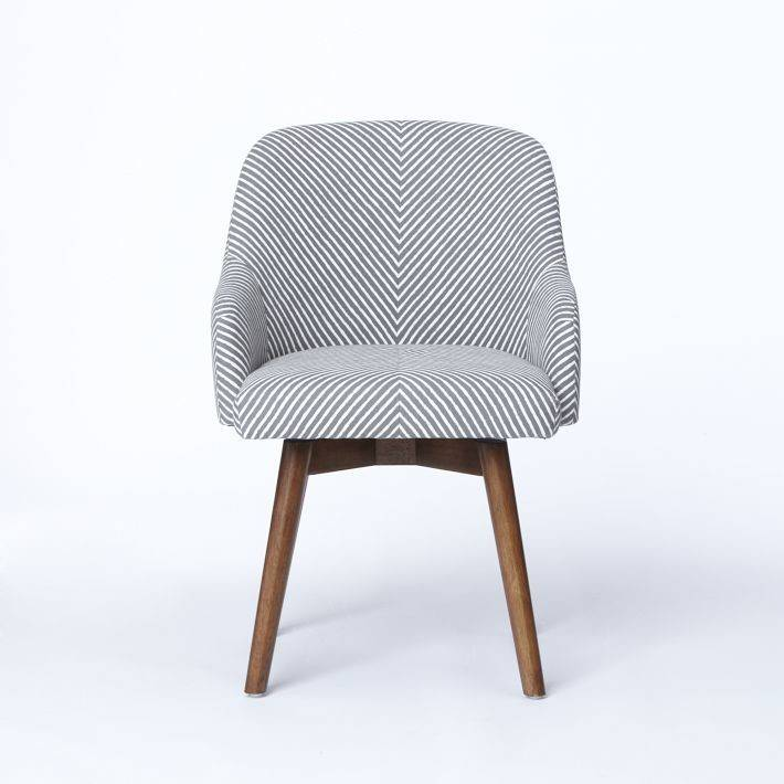 Wee Bit Saddle Office Chair West Elm