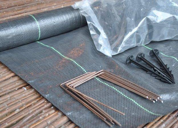 Weed Barrier Fabric Groundtex Heavy Duty Landscaping
