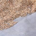 Weed Barrier Fabric Under Gravel Luciole Design Landscape