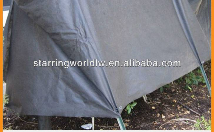 Weed Control Fabric Coted Woven Sun Shade Block