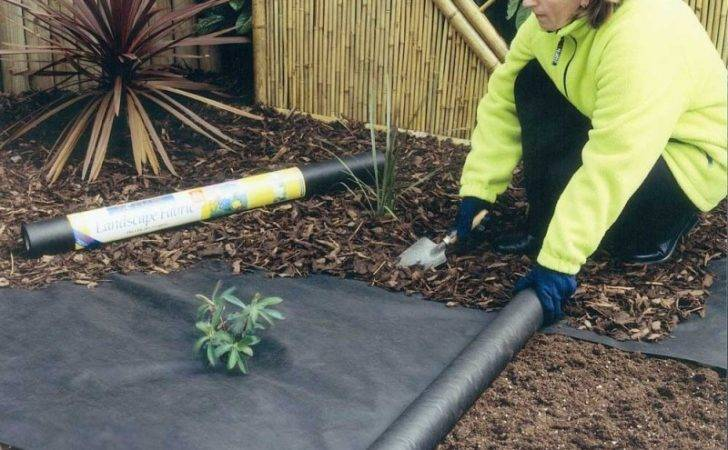 Weed Control Fabric Heavy