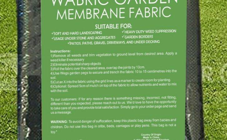 Weed Control Fabric Here Top One Market