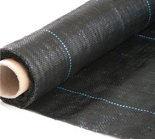 Weed Control Membrane Black Megatradestore