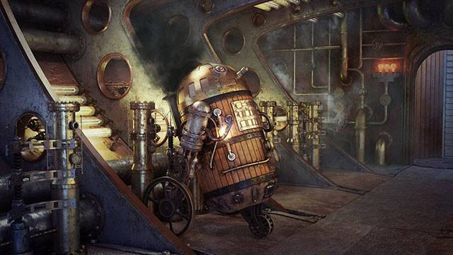 Weekly Make Your Steam Powered These Steampunk
